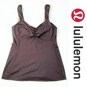 🍋LULULEMON Womens Athletic Tank Top Size Medium